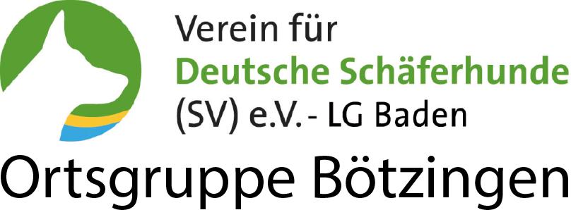 Verein für Deutsche Schäferhunde (SV) e.V. OG Bötzingen